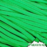 Paravival.com Safety Green 550 Cord