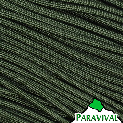 Paravival.com Olive Drab 550 Cord