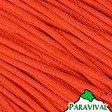Paravival.com Safety Orange 550 Cord