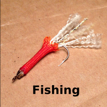 Use Paracord for Fishing