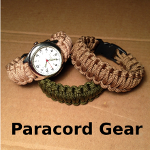 Make Paracord Gear