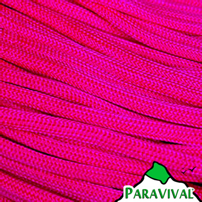 Paravival.com Neon Pink 550 Cord
