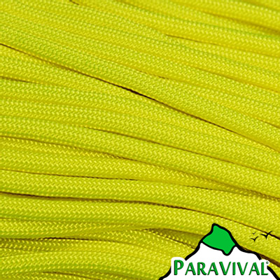 Paravival.com Neon Yellow 550 Cord